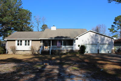 Single Family Home For Sale: 220 Channel Run Drive