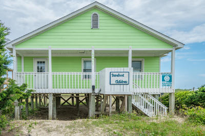 Oak Island NC Single Family Home For Sale: $499,000