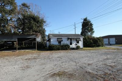 Beaufort NC Residential Lots & Land For Sale: $275,000