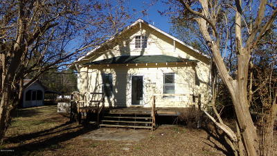 Single Family Home For Sale: 35681 Nc Highway 210