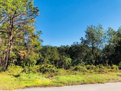 Residential Lots & Land For Sale: 2860 Island Drive SE