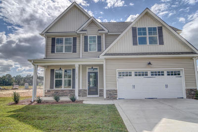 Single Family Home For Sale: 1222 Big Field Drive