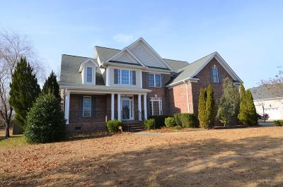Winterville Single Family Home For Sale: 106 Slaney Loop
