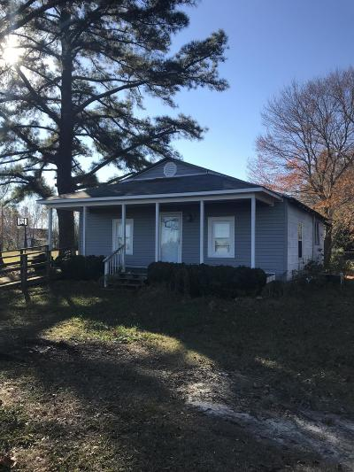 Single Family Home For Sale: 10141 Cherry Run Road