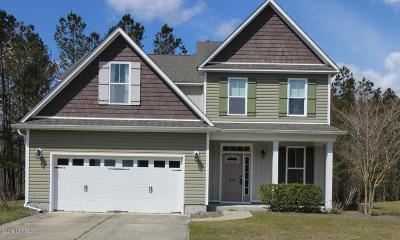 Winnabow Single Family Home For Sale: 1240 S Brook Road