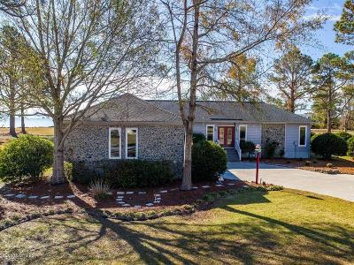 Oriental NC Single Family Home For Sale: $325,000