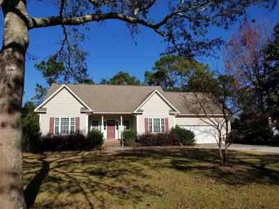 Cape Carteret Single Family Home For Sale: 207 Taylor Notion Road