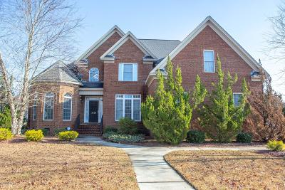 Winterville Single Family Home For Sale: 3136 McLaren Lane