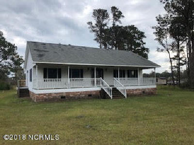 Atlantic NC Single Family Home For Sale: $112,200