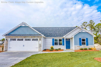 Richlands Single Family Home For Sale: 442 Union Chapel Church Road