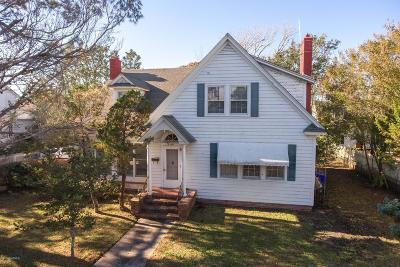 Beaufort NC Single Family Home For Sale: $599,000