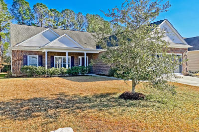 Calabash Single Family Home For Sale: 646 Meadowbrook Lane