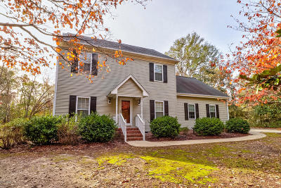 Wilmington Single Family Home For Sale: 9100 Booth Bay Court