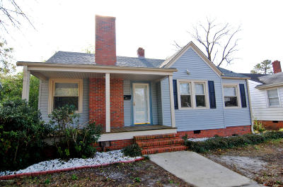Wilmington Single Family Home For Sale: 2210 Princess Place Drive