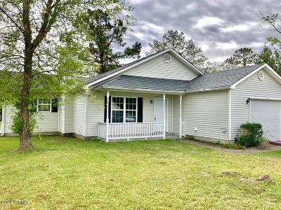 Jacksonville Single Family Home For Sale: 152 Horse Shoe Bend