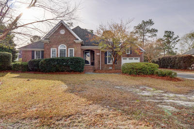 Wilmington Single Family Home For Sale: 512 John S Mosby Drive
