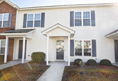 Winterville Condo/Townhouse For Sale: 4259 Dudleys Grant Drive #B