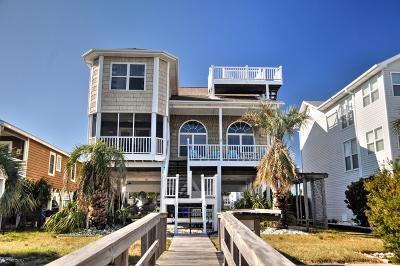 Ocean Isle Beach Single Family Home For Sale: 46 Newport Street