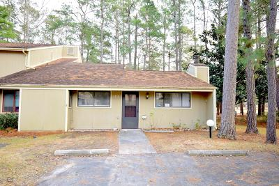New Bern NC Condo/Townhouse For Sale: $34,000