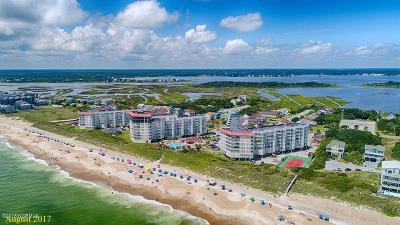 North Topsail Beach, Surf City, Topsail Beach Condo/Townhouse For Sale: 2000 New River Inlet Road #2507