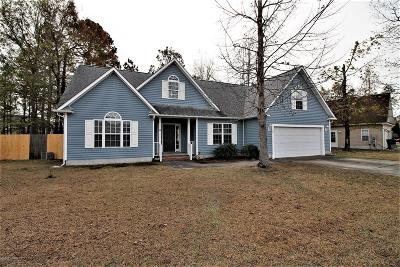 Havelock Single Family Home For Sale: 107 Tucker Creek Lane