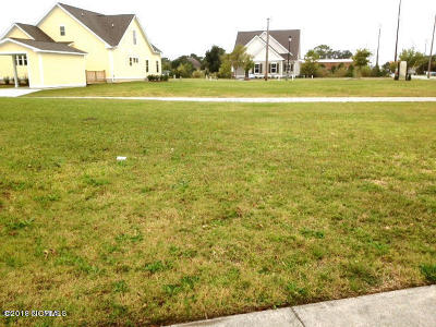 Beaufort Residential Lots & Land For Sale: 309 Fulford Street