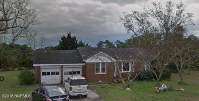 Carteret County Single Family Home For Sale: 2674 Highway 70