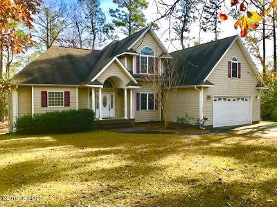 Stella NC Single Family Home For Sale: $639,000