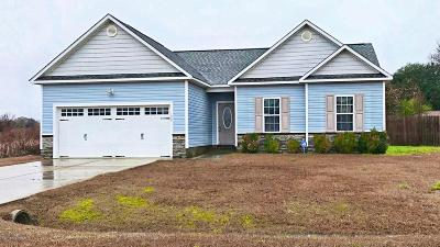 Richlands Single Family Home For Sale: 102 Conley Hills Drive