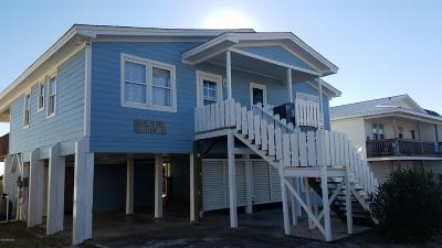 Holden Beach Single Family Home For Sale: 145 Ocean Boulevard W