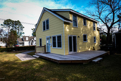 New Bern NC Single Family Home For Sale: $149,900