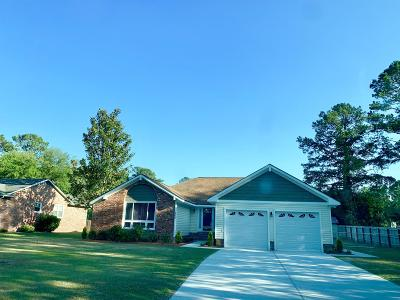 New Bern Single Family Home For Sale: 405 Rockledge Road