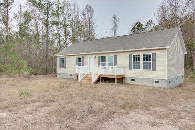 Winnabow Single Family Home For Sale: 92 Laura Court NE