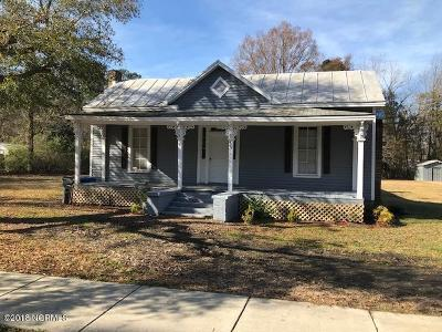 Elm City Single Family Home For Sale: 504 S Branch Street