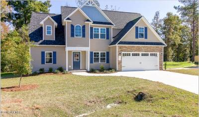 Onslow County Single Family Home For Sale: 604 Duncan Drive N