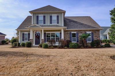 Leland Single Family Home For Sale: 8435 Compass Pointe East Wynd NE