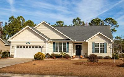 Morehead City Single Family Home For Sale: 3532 White Drive