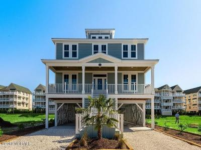 Ocean Isle Beach Single Family Home For Sale: 12 Via Dolorosa Drive