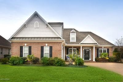Leland Single Family Home For Sale: 8243 Ibis Pointe NE