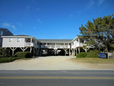 Ocean Isle Beach Condo/Townhouse For Sale: 191 E First Street #5