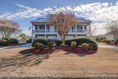 Wilmington Single Family Home For Sale: 128 Inlet Point Drive