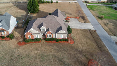 Battleboro Single Family Home For Sale: 4094 Valley Drive