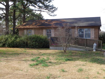 Greenville Single Family Home For Sale: 1370 B's Barbeque Road