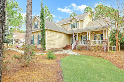 Southport Single Family Home For Sale: 3847 Harmony Circle