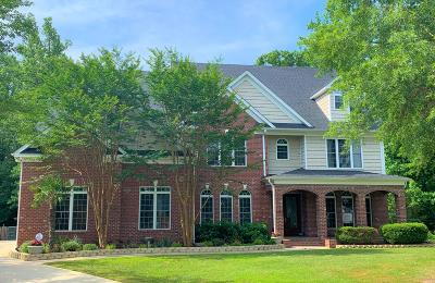 Winterville Single Family Home For Sale: 4410 Donegal Court