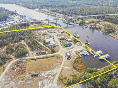 Beaufort Residential Lots & Land For Sale: 329 Core Creek Road