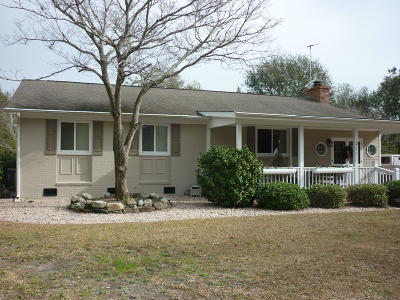 Cape Carteret Single Family Home For Sale: 211 Anita Forte Drive