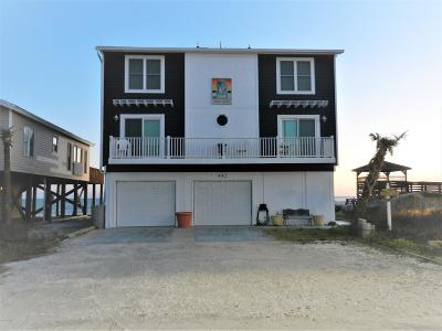 Ocean Isle Beach Single Family Home For Sale: 442 E Second Street