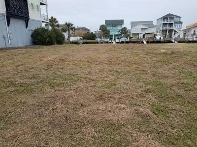Holden Beach Residential Lots & Land For Sale: 132 Charlotte Street