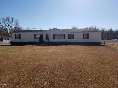 Ayden Manufactured Home For Sale: 691 Old Snow Hill Road